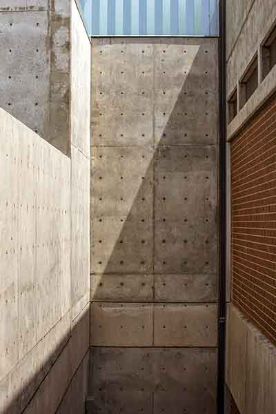Image of cement wall